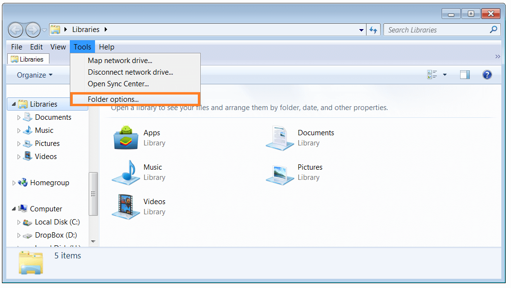 Fixing the spooler subsystem error for Window explorer